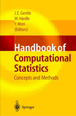 Handbook of Computational Statistics: Concepts and Methods (Hardback)