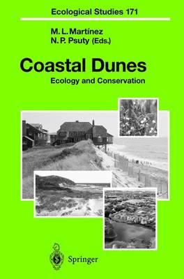 Coastal Dunes: Ecology and Conservation - Ecological Studies 171 (Hardback)