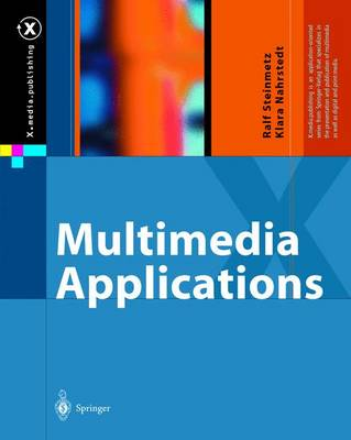 Multimedia Applications - X.media.publishing (Hardback)