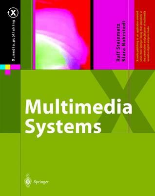 Multimedia Systems - X.media.publishing (Hardback)