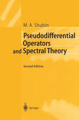 Pseudodifferential Operators and Spectral Theory (Paperback)