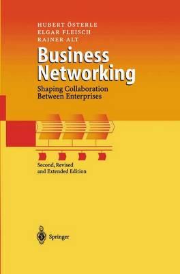 Business Networking: Shaping Collaboration Between Enterprises (Hardback)