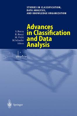 Advances in Classification and Data Analysis - Studies in Classification, Data Analysis, and Knowledge Organization (Paperback)