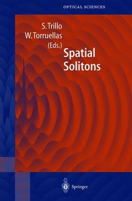 Spatial Solitons - Springer Series in Optical Sciences 82 (Hardback)