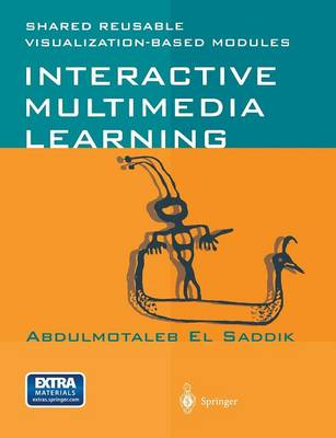 Interactive Multimedia Learning: Shared Reusable Visualization-based Modules