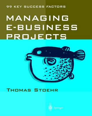 Managing e-business Projects: 99 Key Success Factors (Paperback)