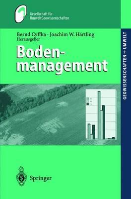 Bodenmanagement - Geowissenschaften Und Umwelt (Hardback)