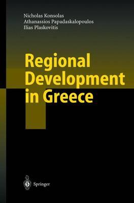 Regional Development in Greece (Hardback)
