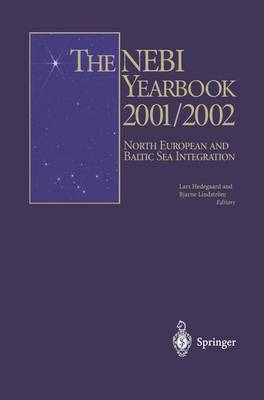 The NEBI YEARBOOK 2001/2002: North European and Baltic Sea Integration (Hardback)