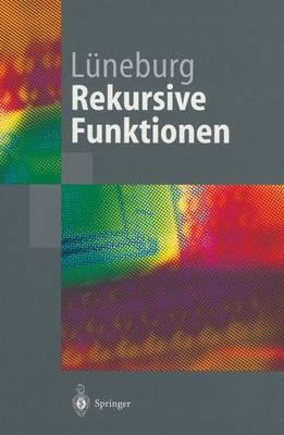 Rekursive Funktionen (Paperback)