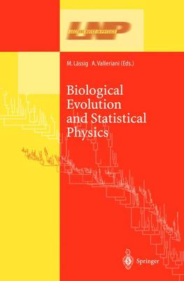 Biological Evolution and Statistical Physics - Lecture Notes in Physics 585 (Hardback)