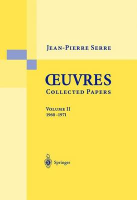 Oeuvres - Collected Papers: 1960 - 1971 v. 2 (Paperback)