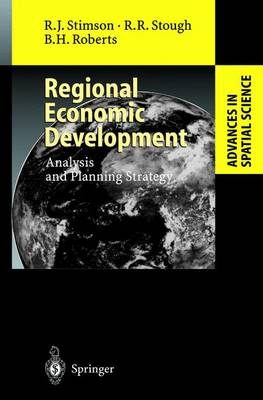 Regional Economic Development: Analysis and Planning Strategy - Advances in Spatial Science (Hardback)