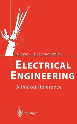 Electrical Engineering: A Pocket Reference (Paperback)