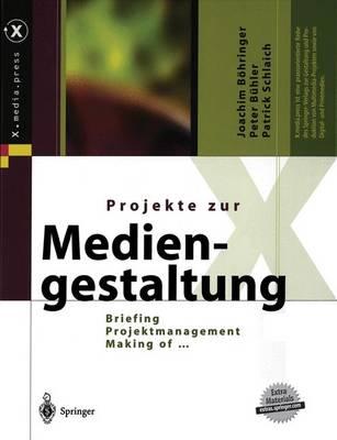 Projekte Zur Mediengestaltung: Briefing, Projektmanagement, Making of ... - X.Media.Press (Hardback)