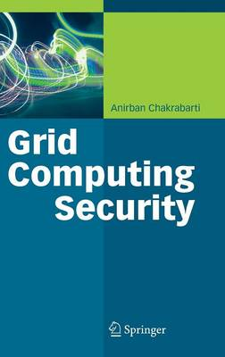 Grid Computing Security (Hardback)