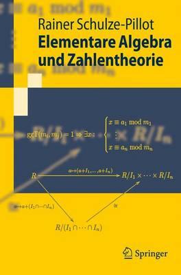 Elementare Algebra Und Zahlentheorie (Paperback)