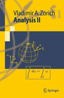 Analysis: v. 2 - Springer-Lehrbuch (Paperback)