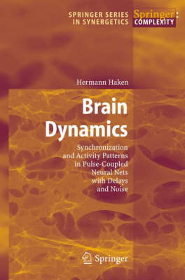 Brain Dynamics: Synchronization and Activity Patterns in Pulse-coupled Neural Nets with Delays and Noise - Springer Series in Synergetics (Paperback)