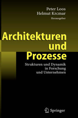 Architekturen Und Prozesse: Strukturen Und Dynamik in Forschung Und Unternehmen (Hardback)