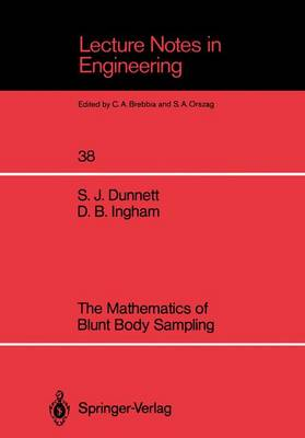 The Mathematics of Blunt Body Sampling - Lecture Notes in Engineering 38 (Paperback)