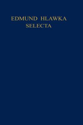 Edmund Hlawka Selecta (Hardback)