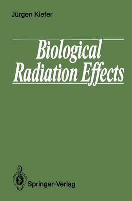 Biological Radiation Effects (Paperback)