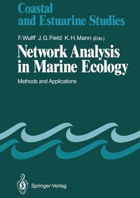 Network Analysis in Marine Ecology: Methods and Applications (Hardback)