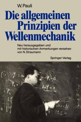 Die Allgemeinen Prinzipien der Wellenmechanik (Paperback)
