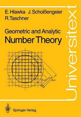 Geometric and Analytic Number Theory - Universitext (Paperback)
