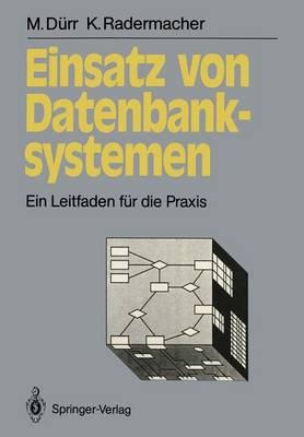 Einsatz von Datenbanksystemen - Informationstechnik und Datenverarbeitung (Paperback)