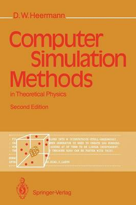 Computer Simulation Methods in Theoretical Physics (Paperback)
