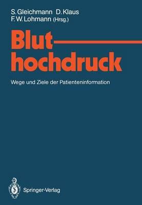 Bluthochdruck (Paperback)