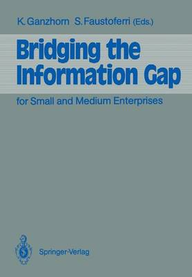 Bridging the Information Gap: for Small and Medium Enterprises (Paperback)