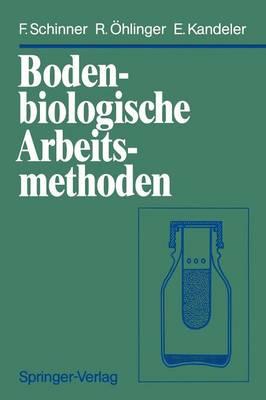 Bodenbiologische Arbeitsmethoden (Paperback)
