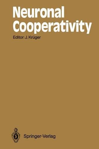 Neuronal Cooperativity - Springer Series in Synergetics Vol 49 (Hardback)
