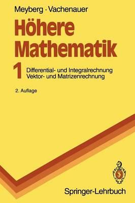 Hohere Mathematik - Springer-Lehrbuch (Paperback)
