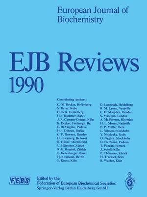 EJB Reviews 1990 - EJB Reviews 1990 (Paperback)