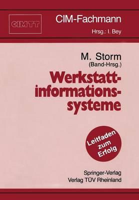 Werkstattinformationssysteme - Cim-Fachmann (Paperback)