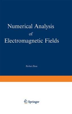 Numerical Analysis of Electromagnetic Fields - Electric Energy Systems and Engineering Series (Hardback)