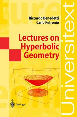 Lectures on Hyperbolic Geometry - Universitext (Paperback)