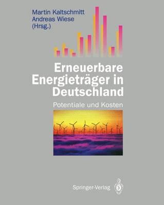 Erneuerbare Energietrager in Deutschland (Paperback)