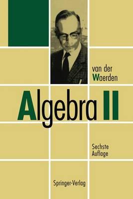Algebra II (Hardback)