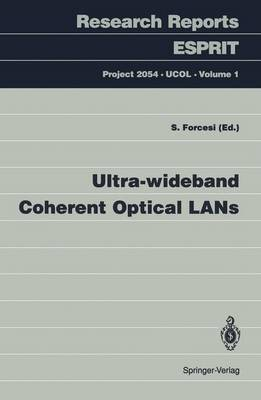 Ultra-wideband Coherent Optical LANs - Research Reports Esprit 1 (Paperback)