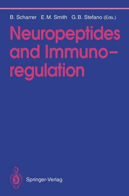 Neuropeptides and Immunoregulation (Hardback)