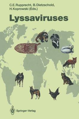 Lyssaviruses - Current Topics in Microbiology and Immunology v.187 (Hardback)