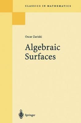 Algebraic Surfaces - Classics in Mathematics (Paperback)
