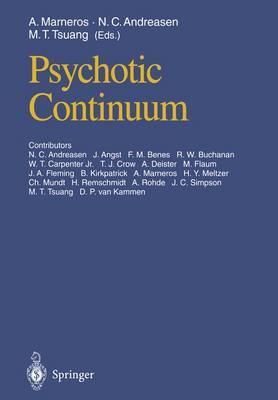 Psychotic Continuum (Hardback)