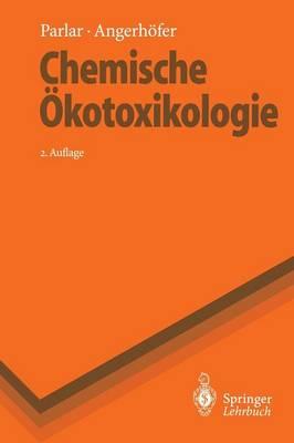 Chemische kotoxikologie - Springer-Lehrbuch (Hardback)