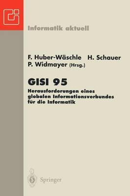 Gisi 95 - Informatik Aktuell (Paperback)